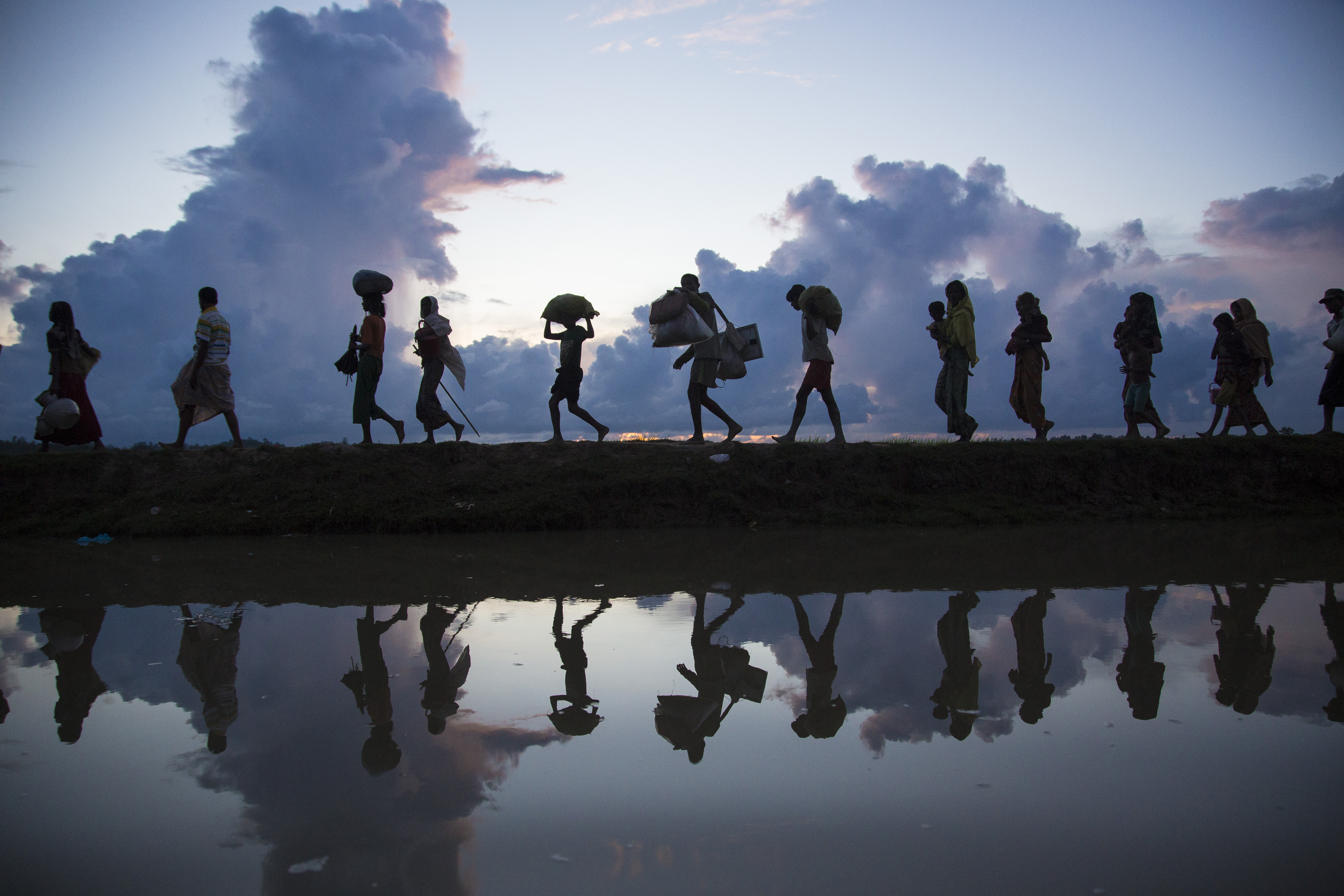 Taking on traffickers at the world's largest refugee site