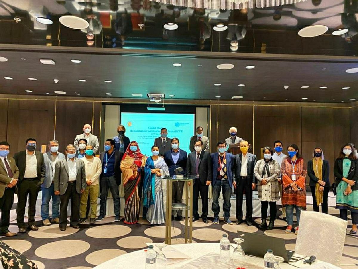 Special Humanitarian Coordination Task Team (HCTT) Meeting