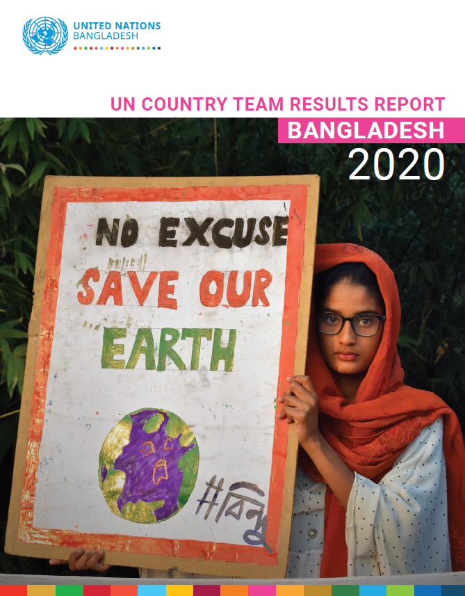 UN Country Team Results Report 2020