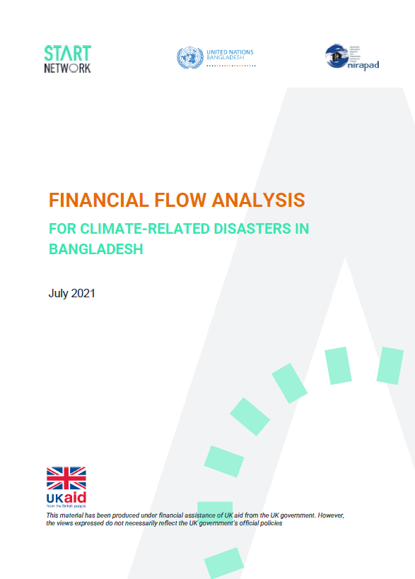 Financial Flow Analysis for Climate- Related Disasters in Bangladesh