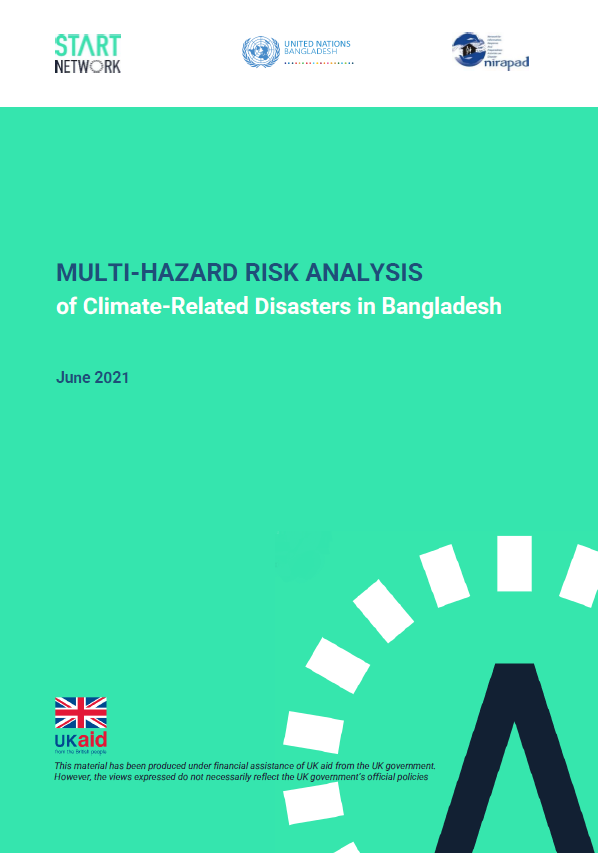 Multi-Hazard Risk Analysis of Climate-Related Disasters in Bangladesh